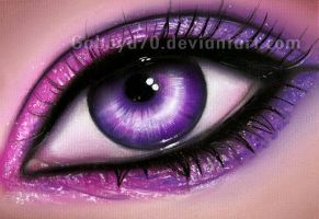 Purple Eye by gabbyd70