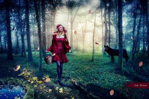 Little Red Riding Hood by Igalem