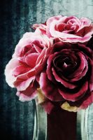 Grunge Flowers by RollingFishays