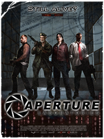 Left4Dead - Aperture Science by FireOps