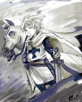APH - Teutonic Knight by Ellinor87