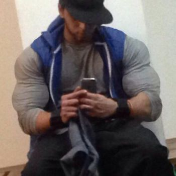 Musclemorphed British Asian Hunk6 (0) by free42dream
