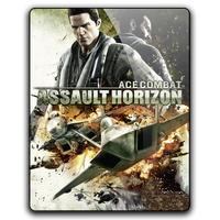 Ace Combat - Assault Horizon by dander2