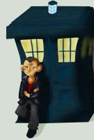Ninth Doctor by Alhna