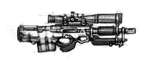 Armor Defeater Rifle 2 by Shimmering-Sword