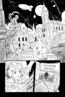 Web Warriors 1 - Lady Spider page 1 by DenisM79