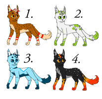 Adopts (open) by Catcolour