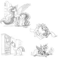 Looking for a solution by Baron-Engel