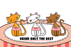 Drink only the best by hellohappycrafts