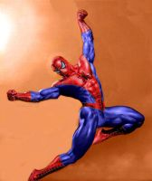 Spiderman 1 by Rene-L