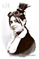 Steampunk Portraits by lucicerious