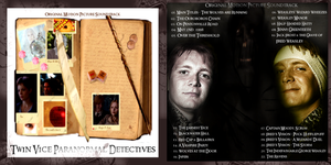 Harry Potter: TVPD Soundtrack by Weasley-Detectives