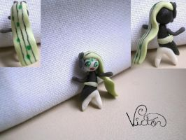648 Meloetta Aria Forme by VictorCustomizer