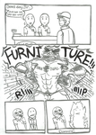 EXTREME FURNITURE BUILDING by azuneechan