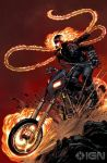 HELL FIRE GHOST RIDER by CRYPTID-MAN