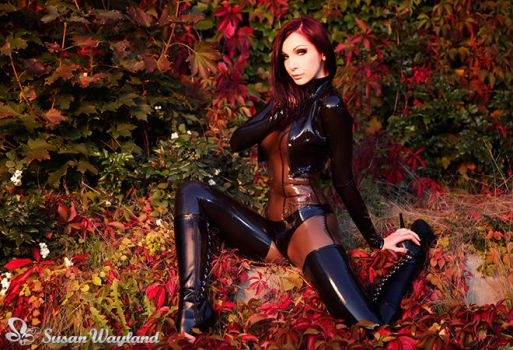 Latex Autumn Colours by SusanWayland