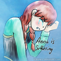 Why not Anna is suffering?? by PPLyra