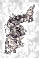 Alice in wonderland by AriceOnly