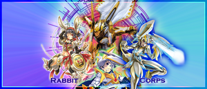 Cardfight!!Vanguard Rabbit Corps Signature by UnknownKIRA