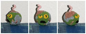 The Crocheted: :zombie: by janey-in-a-bottle