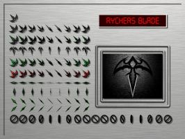 BLADE 50 CURSOR by juanelloo