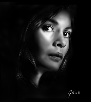 Audrey Tautou by Dick3rl3