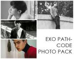 EXO Pathcode Photo Pack by KAIBAEKISHEART