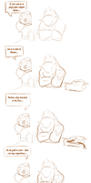 Spanish lessons by FrothingLizard