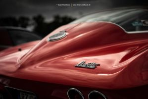 64 Corvette by AmericanMuscle