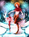 Misses Tumnus by hunnyclover