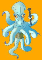 Squidward by Phobos-Romulus
