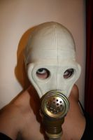 Gas Mask I by DraculeaRiccy-Stock