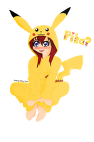 Pika? by LycanthropAsh