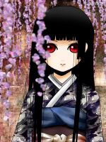 Jigoku Shoujo by azulmint