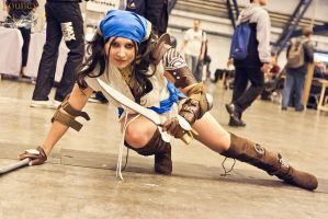Isabela Dragonage 2 costume by Nerdpowers