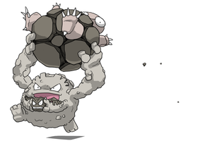 The Geodude Family