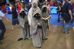 Jawas #2 by Neville6000