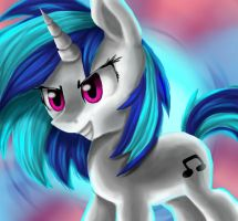 Vinyl scratch by Aschenstern