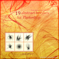 Gimp brushes for photoshop by wolfkART