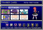Makto Region's Pokemon League~E4#3-Esther by ZeldaLover12