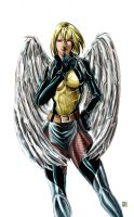 Angel by cric