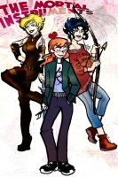 TMI: Genderbend by far-eviler