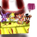 STAP BEING SO MESSY!! by supersonicthehedghog