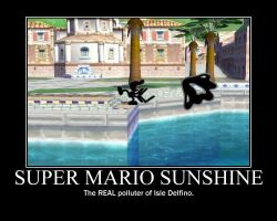 The TRUTH of Mario Sunshine by Crazy-Koopa