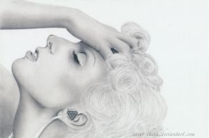 .:MusicSeries - Lady Gaga by OliviasArtwork