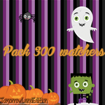Pack 300 watchers! by TomorrowLandEdition
