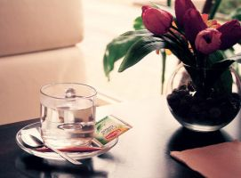 there is always time for tea by Lamocca-photoart