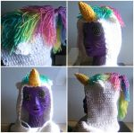 Unicorn Hood by Rhiannon-San
