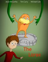 The Lorax Movie Poster by forgotten-light