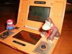 FIMO Donkey Kong and Mario by DSenderM